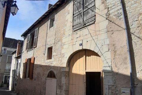 Vente Maison/villa 5 pièces 115000 Preuilly-sur-Claise (37290)