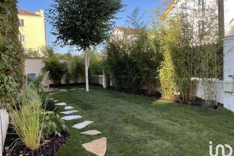 Vente Maison/villa 4 pièces 1095000 Bois-Colombes (92270)