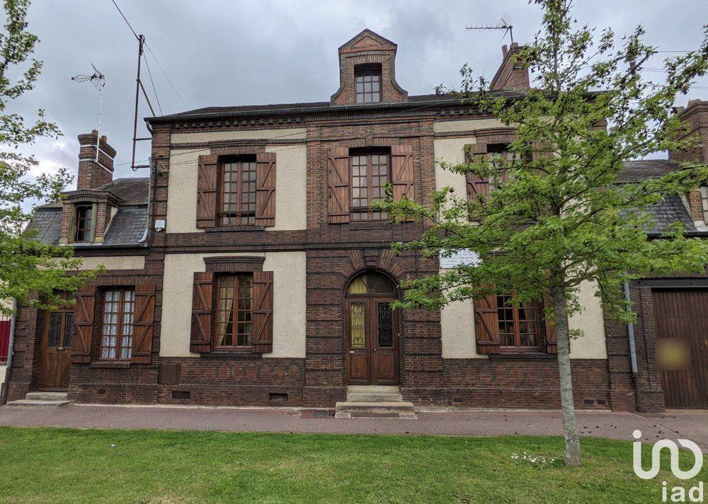 Vente Maison Vente Maison de ville 6 pièces Verneuil-sur-avre