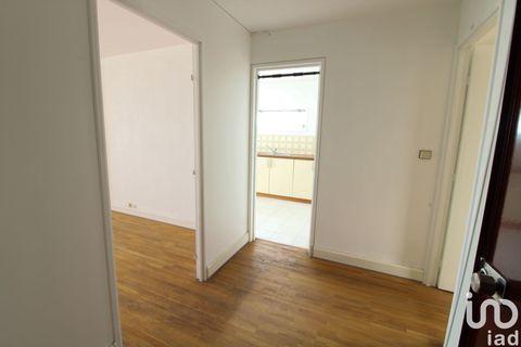 Vente Appartement 3 pièces 369000 Nanterre (92000)
