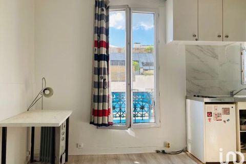 Vente Appartement 1 pièce 157000 Levallois-Perret (92300)