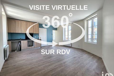 Location Appartement 3 pièces 860 Dourdan (91410)