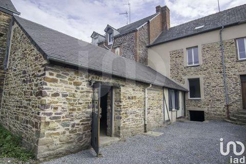 Vente Maison de ville 6 pièces 157500 Retiers (35240)