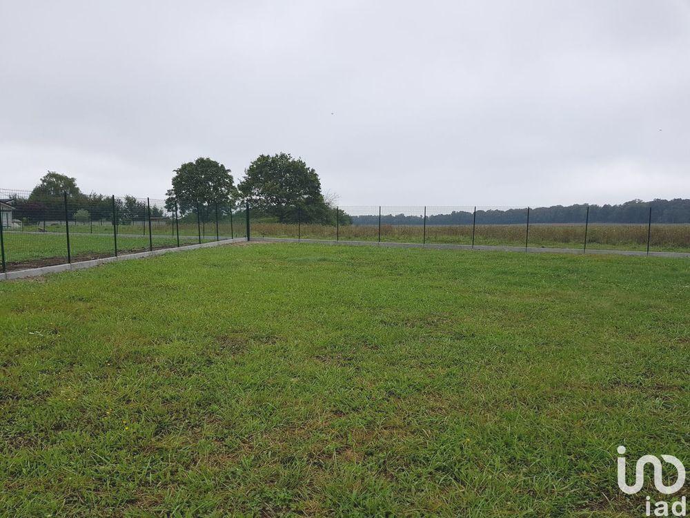 Vente Terrain Vente Terrain 653 m² Arrigny
