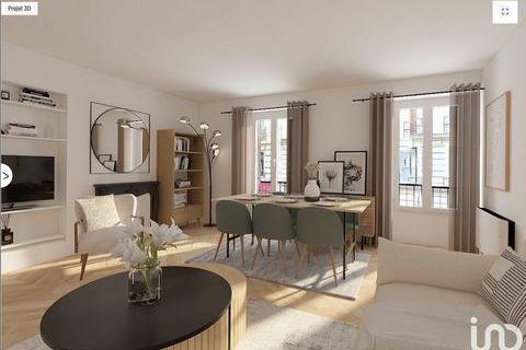 Vente Appartement 3 pièces 719000 Levallois-Perret (92300)