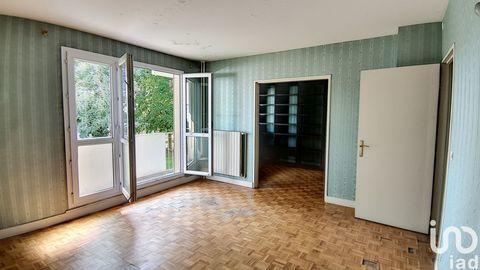Vente Appartement 4 pièces 160000 Gagny (93220)