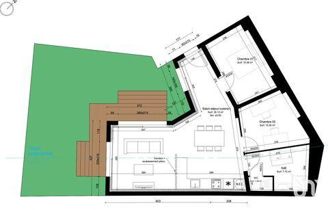 Vente Maison/villa 2 pièces 199500 Rezé (44400)