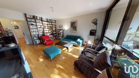 Vente Appartement 4 pièces 750000 Paris 20