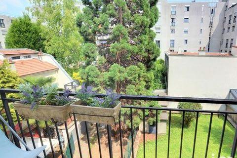 Vente Appartement 6 pièces 1230000 Saint-Mandé (94160)