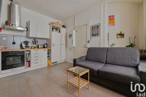Vente Appartement Paris 6