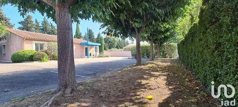 Vente Bureaux 250 m² 580000 13520 Maussane-les-alpilles