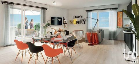 Vente Appartement 3 pièces 228500 Strasbourg (67200)