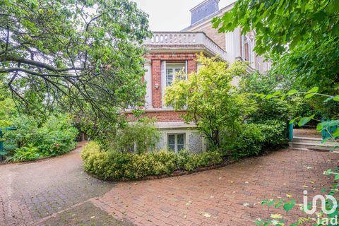 Vente Maison/villa 8 pièces 2800000 Saint-Mandé (94160)