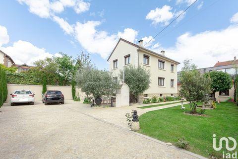 Vente Maison/villa 4 pièces 1290000 Colombes (92700)