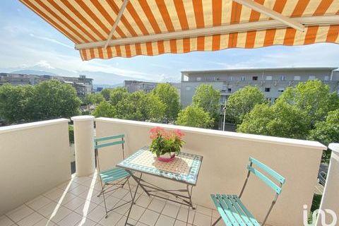 Vente Appartement 4 pièces 154900 Échirolles (38130)