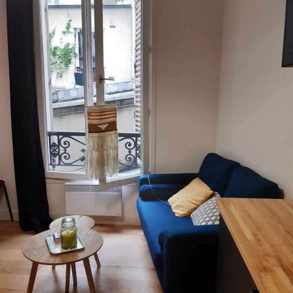 Vente Appartement Vente Appartement 2 pièces Paris 18