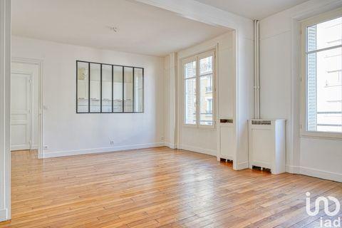 Vente Appartement 3 pièces 659000 Issy-les-Moulineaux (92130)
