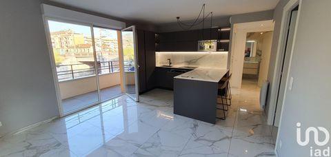 Vente Appartement 3 pièces 360400 Menton (06500)