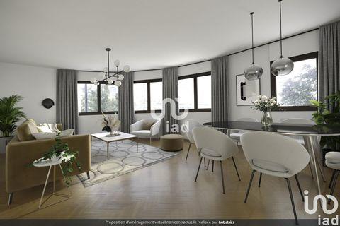 Vente Appartement 4 pièces 720000 Paris 20
