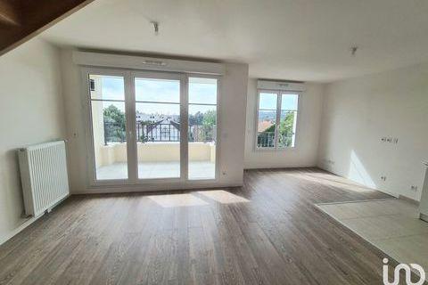 Vente Appartement 3 pièces 269000 Gagny (93220)