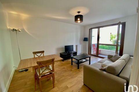 Location Appartement 2 pièces 890 Châtenay-Malabry (92290)