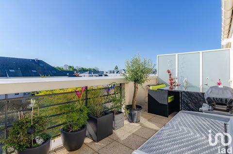Vente Appartement 3 pièces 325000 Montigny-le-Bretonneux (78180)