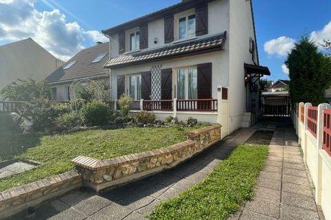 Vente Maison/villa 6 pièces 419900 Mitry-Mory (77290)