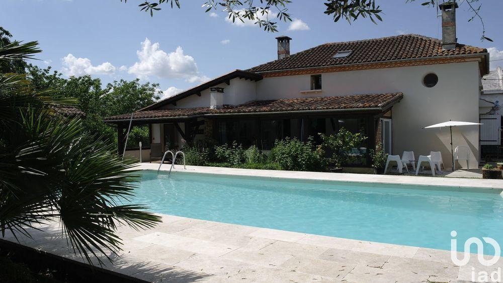Vente Maison Vente Maison/villa 5 pièces Eauze