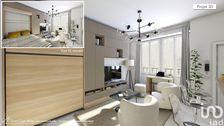Vente Appartement 1 pièce 337000 Paris 1