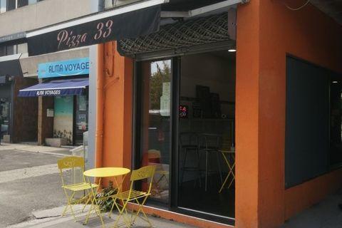 Vente Pizzeria 50 m² 88000 33140 Villenave-d'ornon