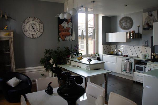 Appartement - 4 pièce(s) - 112 m² 239900 Villefranche-sur-Sa�ne (69400)