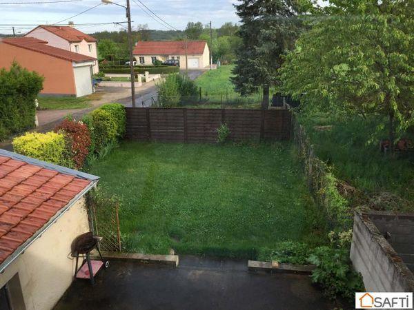 Maison - 4 pièce(s) - 145 m² 163000 Verdun (55100)