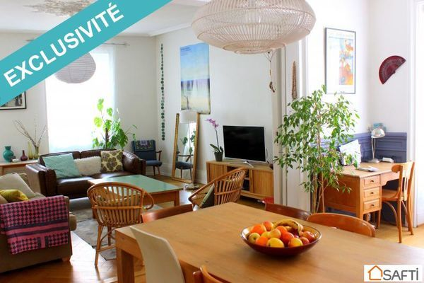 Annonce vente appartement mulhouse 68100 132 m 167 for Appartement atypique mulhouse