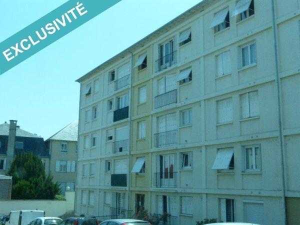 Appartement - 2 pièce(s) - 42 m² 37500 Limoges (87000)