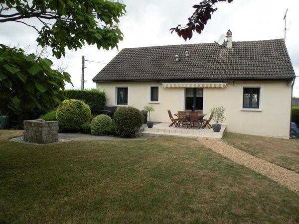 Maison - 5 pièce(s) - 80 m² 141750 Ch�teau-Gontier (53200)