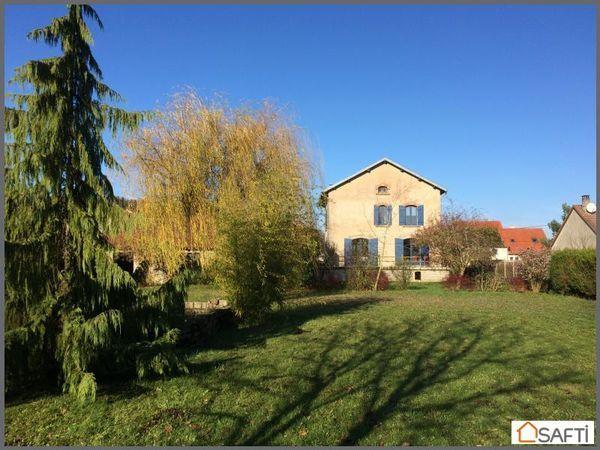 Maison - 9 pièce(s) - 264 m² 238000 Verdun (55100)