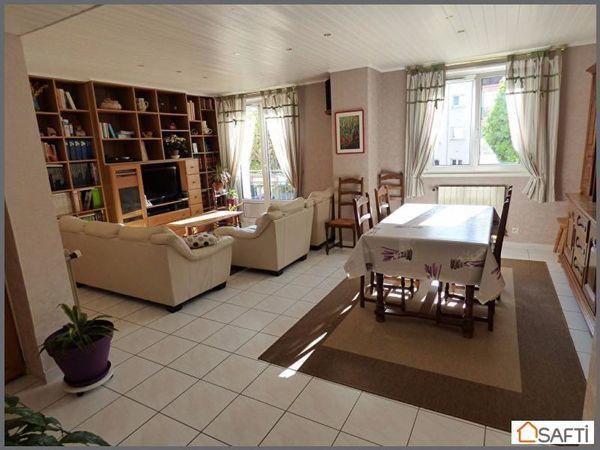 Appartement - 5 pièce(s) - 102 m² 208000 Tours (37000)
