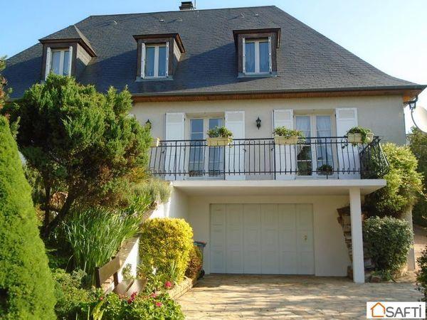 Annonce vente maison la ville du bois 91620 185 m 599 000 992732926388 - Maison de charme perche ...