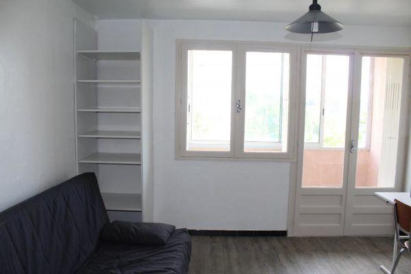 Appartement - 1 pièce(s) - 18 m² 60500 Montpellier (34090)