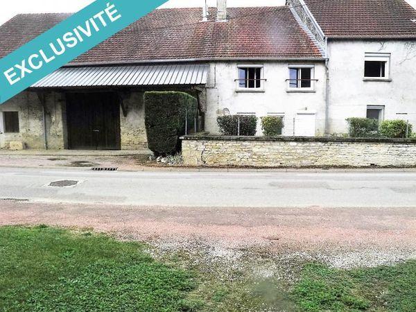 Annonce vente maison pouilly sur vingeanne 21610 138 m 144 500 99273 - Corps de ferme renove ...