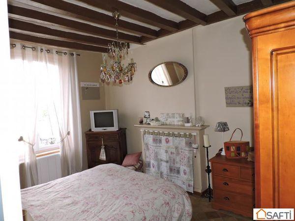 Annonce vente maison la fert bernard 72400 113 m for Chambre 9 5m2