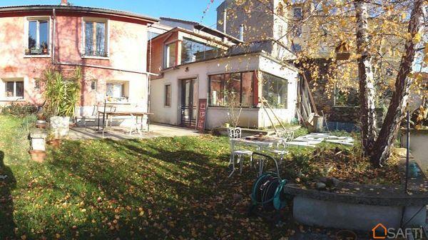Annonce vente maison saint etienne 42100 170 m 200 for Maison de la literie st etienne