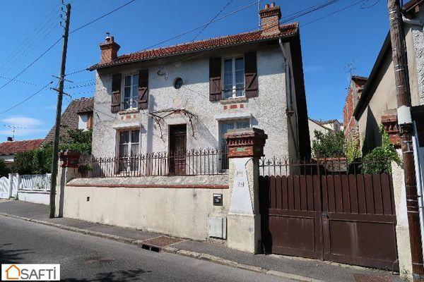 Annonce vente maison la ville du bois 91620 75 m 230 for Maison ville du bois