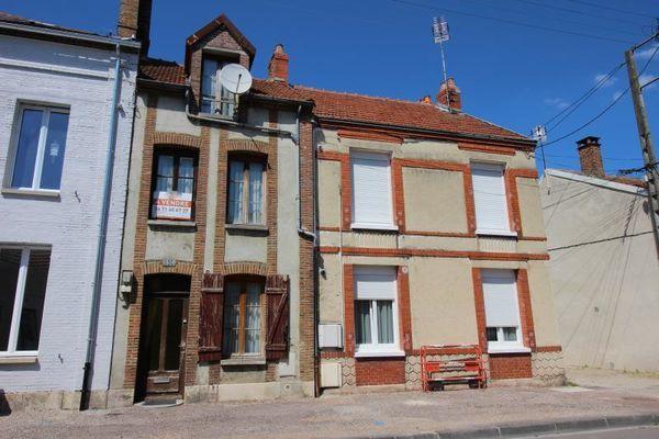 Annonce vente maison romilly sur seine 10100 53 m 59 for Maison romilly sur seine