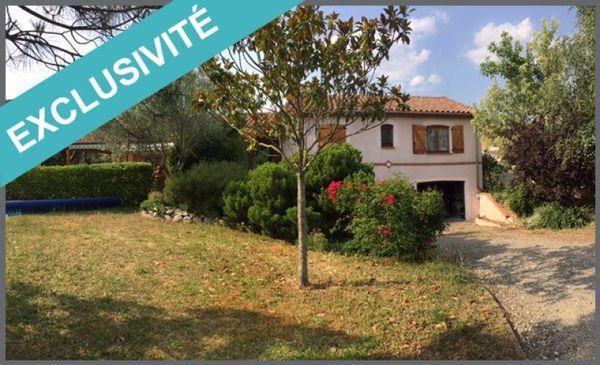Annonce vente maison toulouse 31100 140 m 434 000 for Piscine jardin toulouse