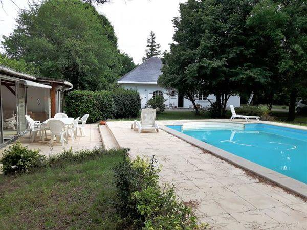 Annonce vente maison m rignac 33700 180 m 590 000 for Piscine merignac
