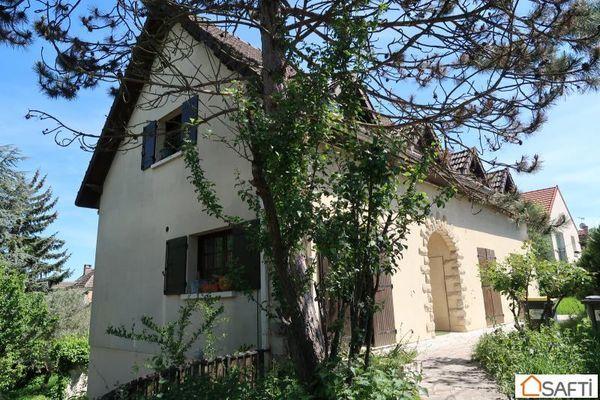 Annonce vente maison la ville du bois 91620 230 m for Maison ville du bois
