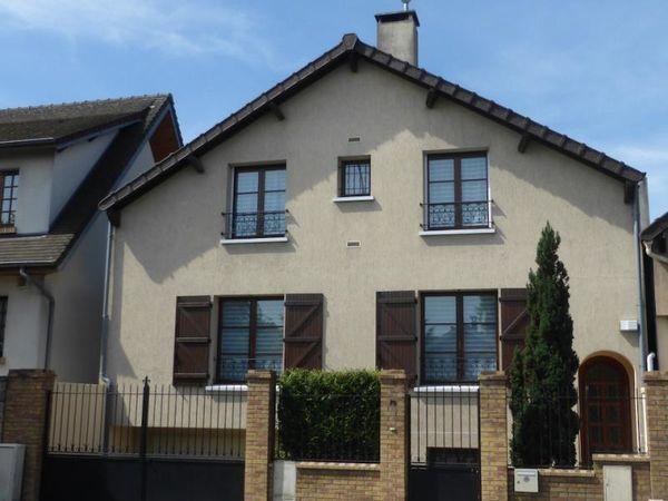 Annonce vente maison vitry sur seine 94400 143 m 492 - Maison jardin cuisine brocante vitry sur seine ...