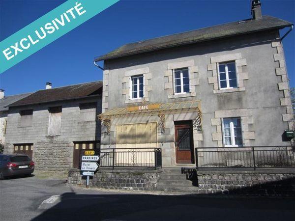 Annonce vente maison bugeat 19170 116 m 55 000 for Pret pour travaux maison