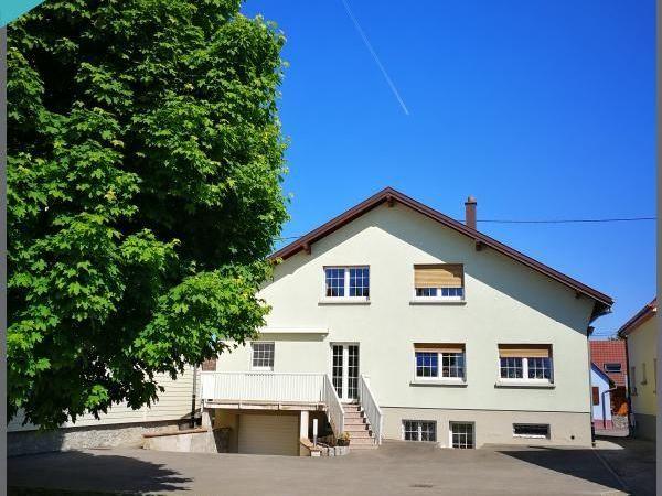 Annonce vente maison blodelsheim 68740 200 m 992737592847 for Pret pour travaux maison